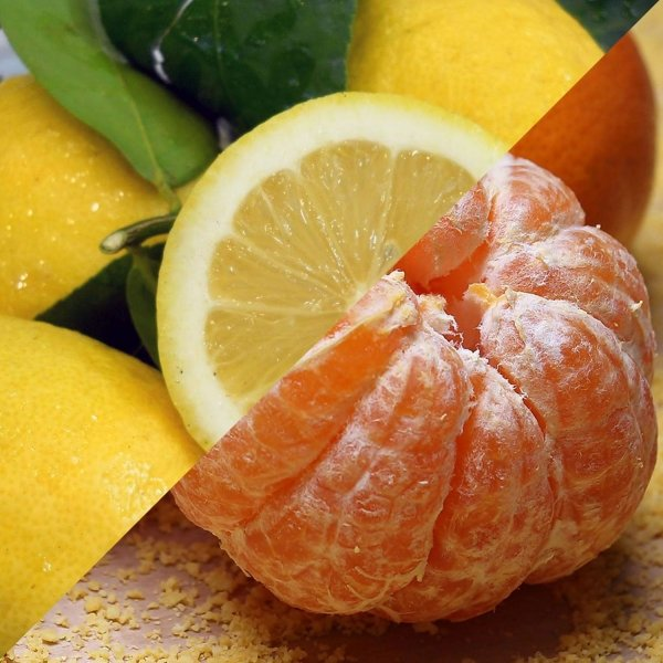 Clementines and lemons