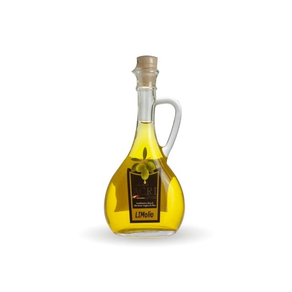 Lemon extra virgin olive oil – LIMolio